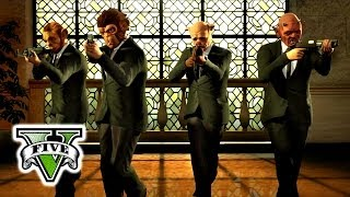 GTA 5 The Gang is Back Live Stream - Grand Theft Auto 5 - GTA Getting The Gang Back