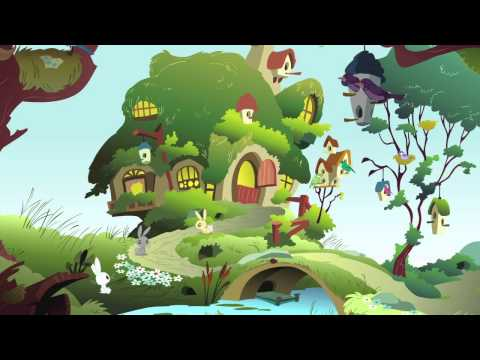 My Little Pony France Character Short poney Fluttershy video