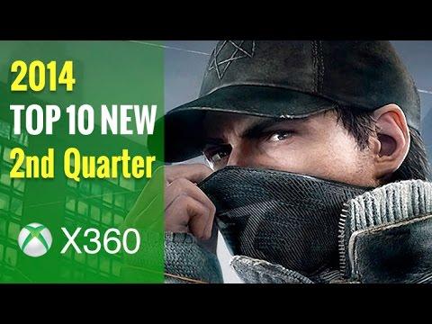 Top 10 New Xbox 360 Games (Q2 2014)