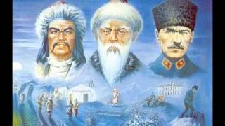 Şəmistan Elizamanli - Xaqan Turk - Atilla'dan Atatürk'e Gelen Yol