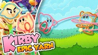 ¡Vuelven los Kirby-abrazitos! | 01 | Kirby's Epic Yarn con Naishys