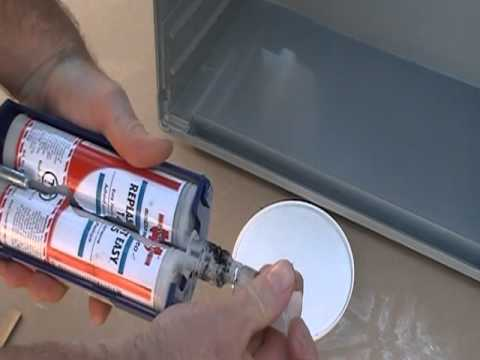 Amazing 2 Part Epoxy By Wurth That Can Be Used To Repair