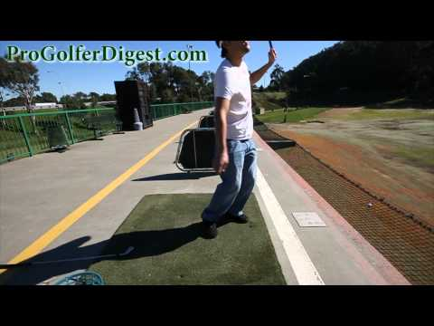 How to Hit the Golf Ball and Catch It (and Hit It Again)!