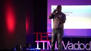 Blockchain: The Underrated Technology | Navin Reddy | TEDxITMUVadodara