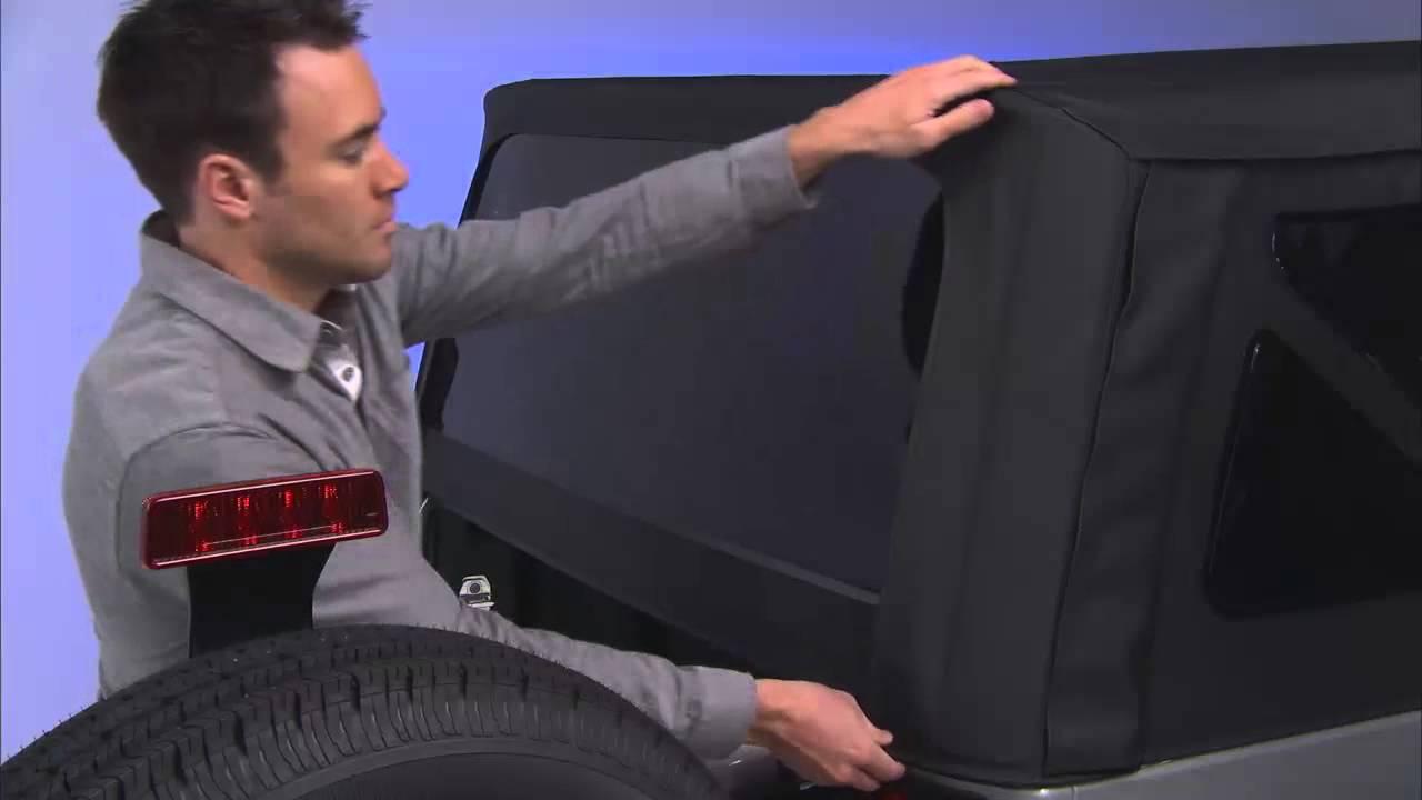 Wrangler Rear Window 2014 Jeep Wrangler | Rear