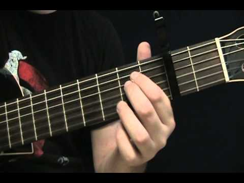 Guitar Lesson - The Way by Fastball - How to Play Fast Ball Beginner Tutorial