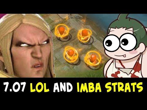 7.07 new LOL and IMBA strats