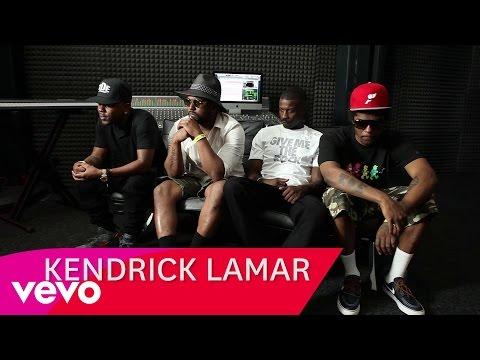 Kendrick Lamar - VEVO News Interview (Hot97 SJXX)