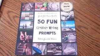 50 FUN Creative Writing Prompts by Estera Janisse Brown