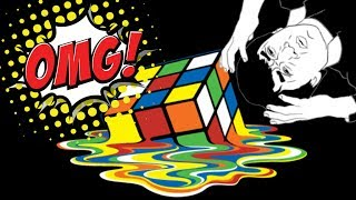 RUBICKS CUBE MAGIC TRICK REVEALED!!!