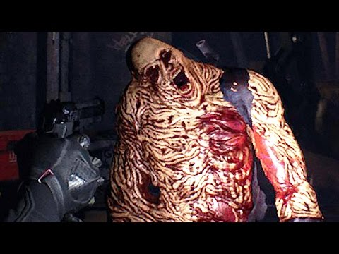DAYMARE 1998 Gameplay Demo - Old School Resident Evil Type Game Zombie Survival Horror 2017