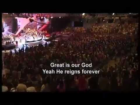 City Harvest Church - How Great Is Our God