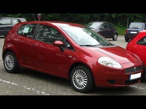 Fiat Grande Punto Car Review