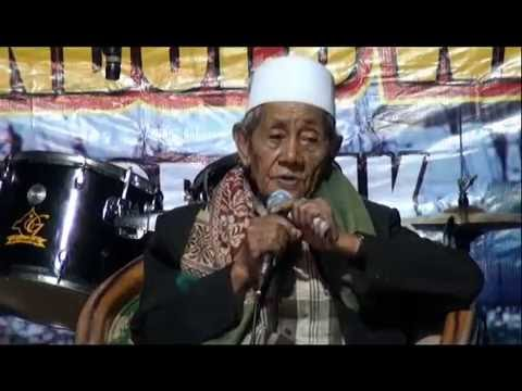 Kisah Sunan Pandanaran Dan Sunan Kalijaga Oleh KH. HUSEIN ILYAS Di PONPES WATU BODO UJUNGPANGKAH