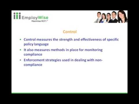 HR@EmployWise™ Ingredients of a Good Travel and Expense Policy