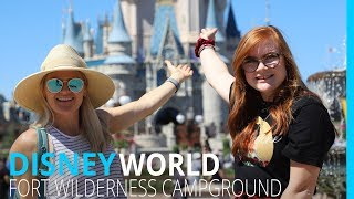 DISNEY WORLD & FORT WILDERNESS: KYD BETWEEN THE EPISODES