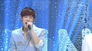 Infinite - Tears, 인피니트 - 눈물만, Music Core 20120519