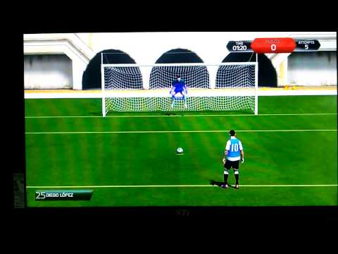 Como defender penalti no FIFA 14