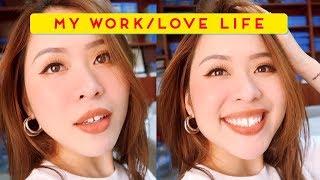 CẢM THẤY SỰ NGHIỆP THĂNG TIẾN, LẤY CHỒNG CHĂNGG? | TWO DAYS IN MY LIFE | Letsplaymakeup