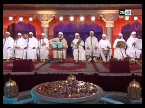 Ensemble Said Belcadi- 4   Anachid ,Amdah Nabawiya