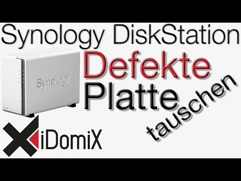 synology diskstation defekte festplatte tauschen und volume reparieren videos68 com. Black Bedroom Furniture Sets. Home Design Ideas