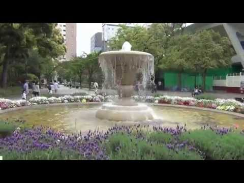 Travel Videos, Baystar Stadium Park, Yokohama, Golden Week 2014