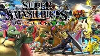 🔴 Super Smash Bros. Ultimate | Desbloqueando TODOS los personajes (Parte #1) | Chequio
