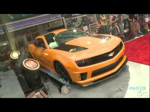 The Chevrolet Camaro Returns as Bumblebee in Transformers 3: Dark of the Moon