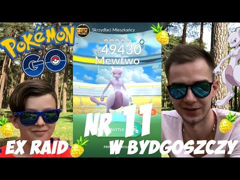 11 MEWTWO! KOLEJNY EX RAID W BYDGOSZCZY!