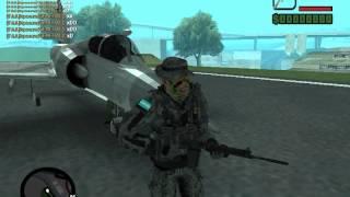 Mods Militares Argentinos Para GTA SA