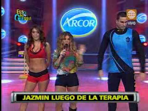 Esto es Guerra: Jazmín Pinedo ya no estaría dispuesta a tener un romance con Gino Assereto