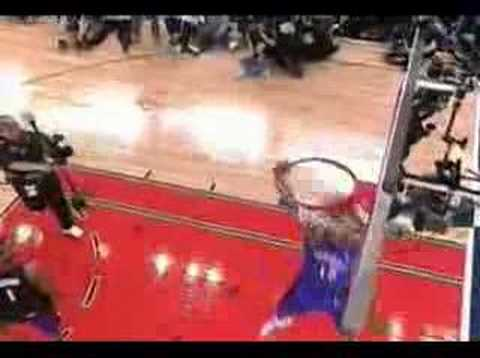Vince Carter - All Star Game NBA Slam Dunk Contest 2000 Video