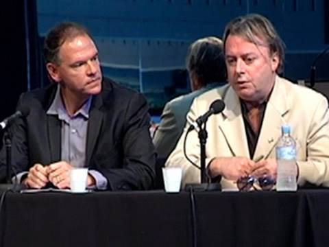 Hitchens on Obama's Israel Policy: 'Not Impressive'
