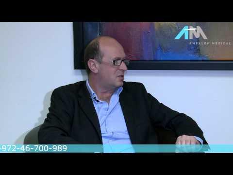 Технологии в Израильской медицине, интервью с док. Соломоновым