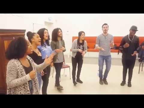 ZO! Gospel Choir - Wanna be happy,