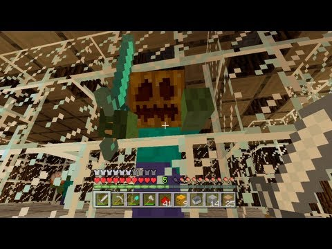 Minecraft Xbox — Witch Room [64]