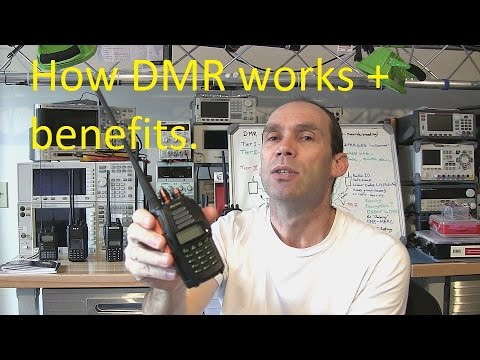 Two Way Radio - FCC, FRS, GMRS, MURS, CB and DMR (MotoTRBO-Digital) - Pt2
