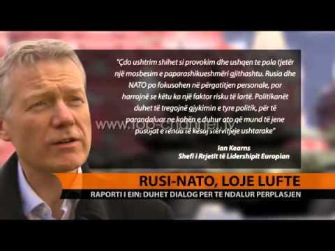 Rusi-NATO, lojë lufte - Top Channel Albania - News - Lajme