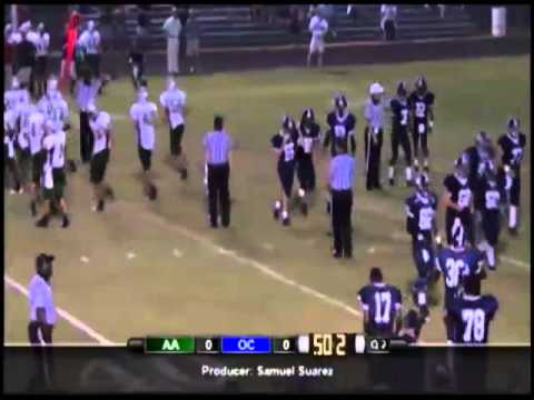 Athens Academy vs. Oglethorpe Co. Highlights
