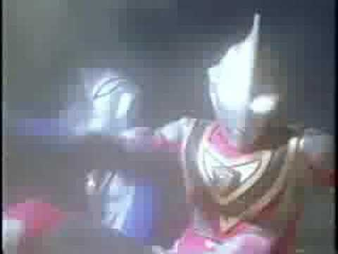 ULTRAMAN AGUL MAD Video