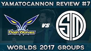YamatoCannon Review - Groupstage - (7) FW vs TSM