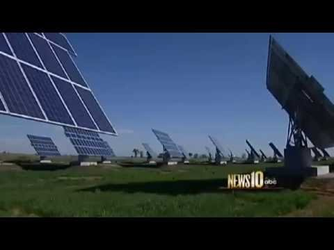 ABC News - Biggest solar plant coming to West Sacramento