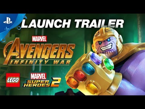LEGO Marvel Super Heroes 2 - Infinity War Trailer | PS4