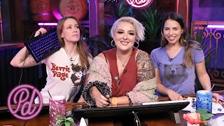 Drawing Vex with Laura Bailey! | Pub Draw S2E2