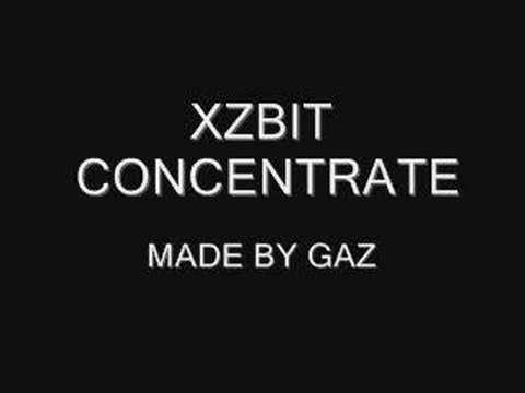 Xzibit - Concentrate