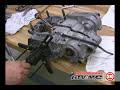 Разборка и сборка 2х тактного кроссового мотора. Часть 2 из 3