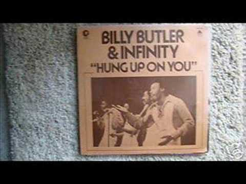 GET ON THE CASE-BILLY BUTLER&INFINITY {FOUNTAIN 1969}