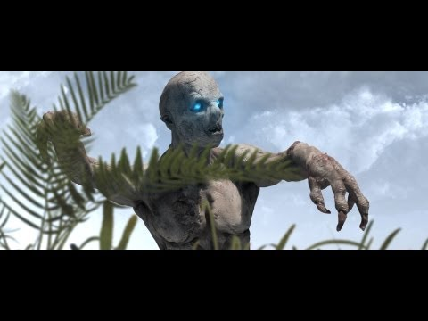 Black Ops 2 Zombies Part 3 Sneak Preview and Behind The Scenes (Buried Nazi Ghosts Zombies Fan Film)
