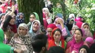 TRAL encounter: One of the terrorists killed covered with ISIS flag
