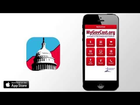 New Mygovcost App Demo! video